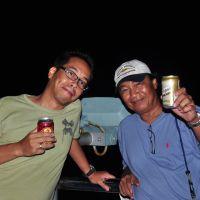 The 1st Hinatuan Enchanted River Head SpringExploration 2010