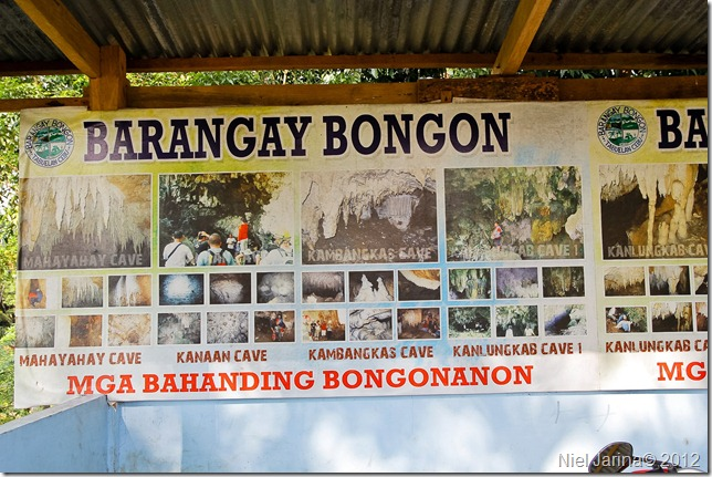 bongon caves